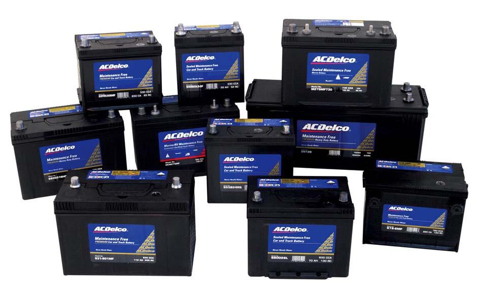 Original Batterier
